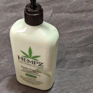 17oz)HEMPZ Green Tea/Pear Herbal Body Moisturizer